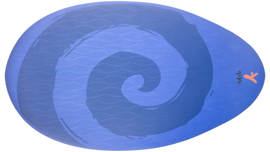 The Oval Yoga Mat